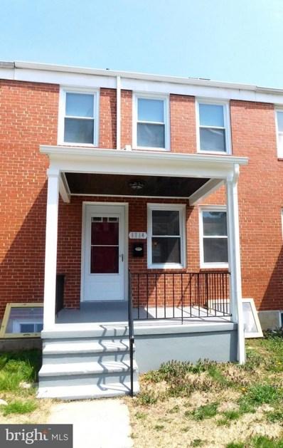1714 Wadsworth Way, Baltimore, MD 21239 - MLS#: 1000395458