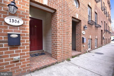 1306 Cooksie Street, Baltimore, MD 21230 - MLS#: 1000395804