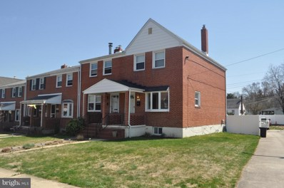 1207 Brewster Street, Baltimore, MD 21227 - MLS#: 1000396060