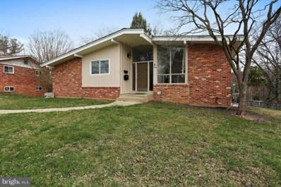 11619 Lebaron Terrace, Silver Spring, MD 20902 - MLS#: 1000396484