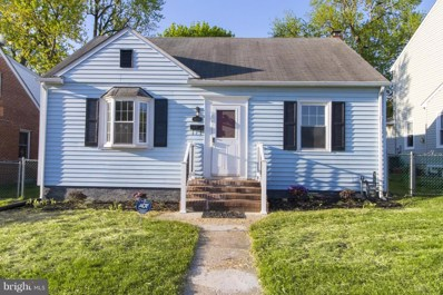 423 Shipley Road, Linthicum Heights, MD 21090 - MLS#: 1000396638