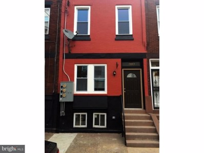 2007 S 18TH Street UNIT 1ST, Philadelphia, PA 19145 - MLS#: 1000396692