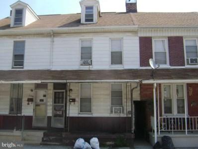 1137 N Court Avenue, York, PA 17404 - #: 1000396694