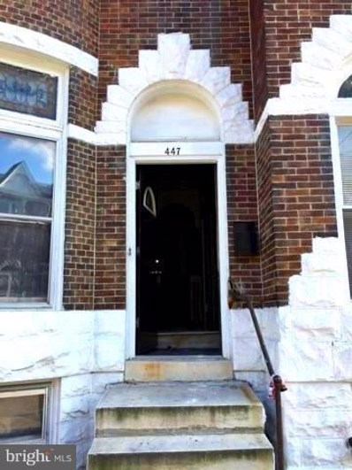 447 E 22ND Street, Baltimore, MD 21218 - #: 1000396700