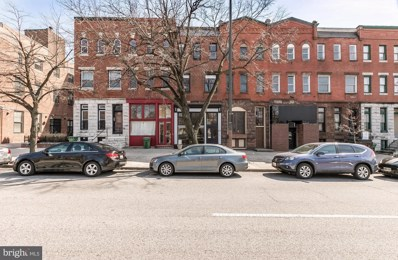 211 Mount Royal Avenue, Baltimore, MD 21202 - MLS#: 1000396904