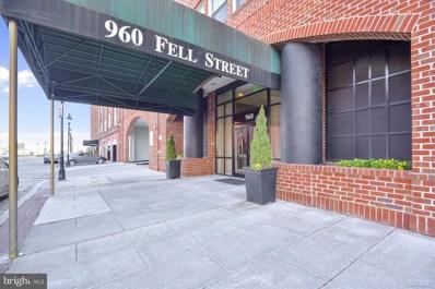 960 Fell Street UNIT 205, Baltimore, MD 21231 - MLS#: 1000396944