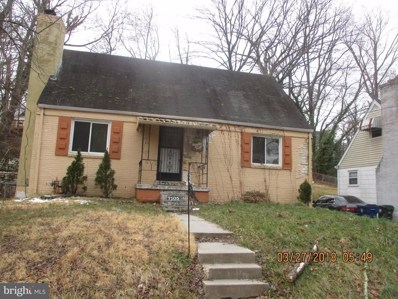 7105 District Heights Parkway, District Heights, MD 20747 - MLS#: 1000397346