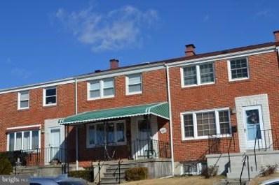 1114 Gloria Avenue, Baltimore, MD 21227 - MLS#: 1000398288