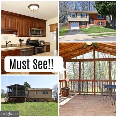 13506 Delaney Road, Woodbridge, VA 22193 - MLS#: 1000398360