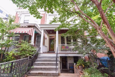 1341 Fairmont Street NW UNIT 2, Washington, DC 20009 - MLS#: 1000399070