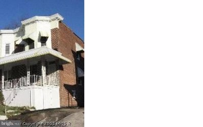 534 Richwood Avenue, Baltimore, MD 21212 - MLS#: 1000399594
