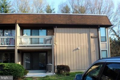 5816 Royal Ridge Drive UNIT D, Springfield, VA 22152 - MLS#: 1000399630
