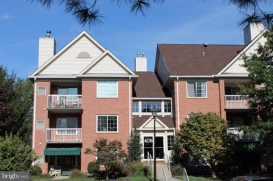 408 Kilree Road UNIT 302, Lutherville Timonium, MD 21093 - MLS#: 1000400714