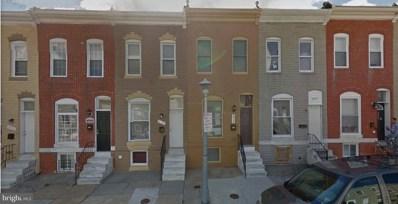 2409 Jefferson Street, Baltimore, MD 21205 - MLS#: 1000400916