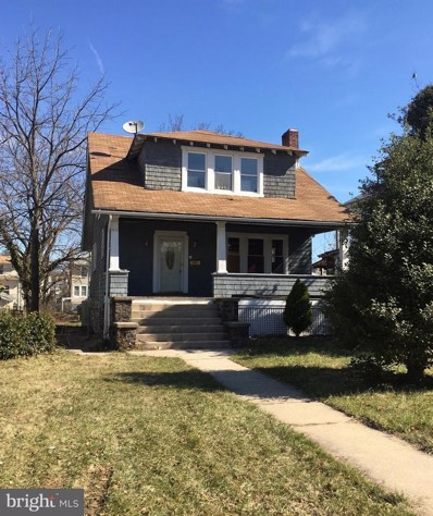 4412 Ethland Avenue, Baltimore, MD 21207 - MLS#: 1000401004