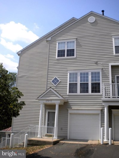 6321 Eagle Ridge Lane UNIT C, Alexandria, VA 22312 - MLS#: 1000401194