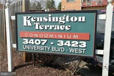 3411 University Boulevard UNIT 303, Kensington, MD 20895 - MLS#: 1000401240