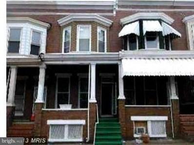 1818 Bentalou Street, Baltimore, MD 21216 - MLS#: 1000401386