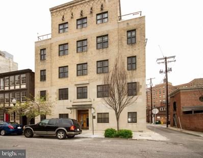 104 Madison Street W UNIT 5, Baltimore, MD 21201 - MLS#: 1000403032