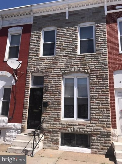 419 Patterson Park Avenue N, Baltimore, MD 21231 - #: 1000403470