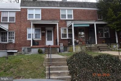 813 Montpelier Street, Baltimore, MD 21218 - MLS#: 1000403608