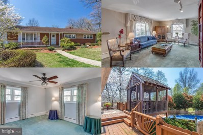 4910 Brentley Road, Temple Hills, MD 20748 - MLS#: 1000403632