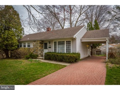 297 S New Ardmore Avenue, Broomall, PA 19008 - MLS#: 1000404650