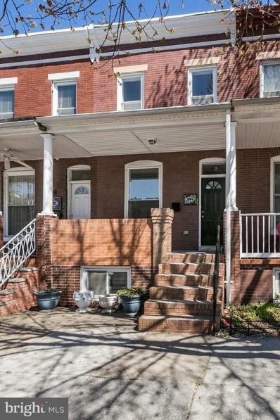 344 27TH Street E, Baltimore, MD 21218 - MLS#: 1000405300