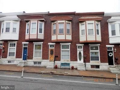 516 Potomac Street, Baltimore, MD 21224 - MLS#: 1000405512
