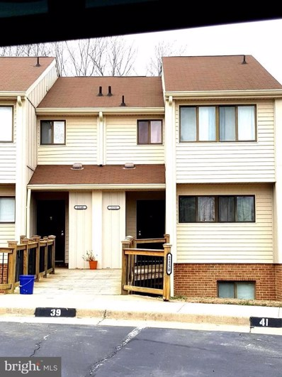 2150 Gunsmith Terrace UNIT 45 6, Woodbridge, VA 22191 - MLS#: 1000407118