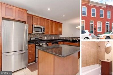 625 Dean Street S, Baltimore, MD 21224 - MLS#: 1000407244