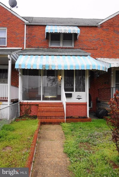 207 Riverview Avenue, Baltimore, MD 21222 - MLS#: 1000407554