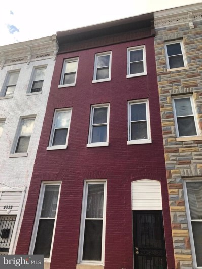 1610 Caroline Street, Baltimore, MD 21213 - MLS#: 1000408000