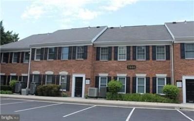 3444 Ellicott Center Drive UNIT 3D2, Ellicott City, MD 21043 - MLS#: 1000408124