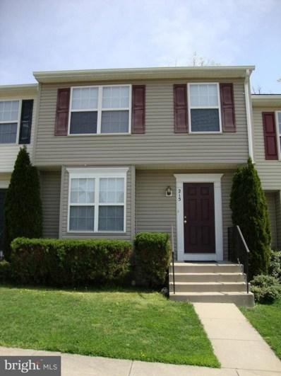 215 Merrill Court, Stafford, VA 22554 - MLS#: 1000408366