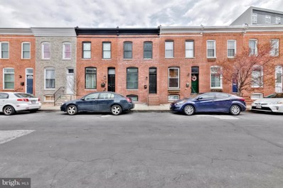 411 Bouldin Street S, Baltimore, MD 21224 - MLS#: 1000408972