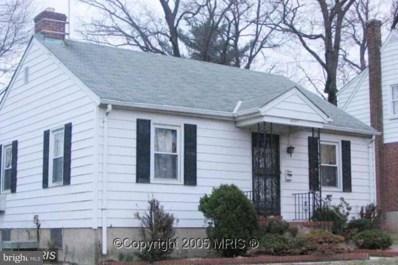 6207 Eunice Avenue, Baltimore, MD 21214 - MLS#: 1000409236