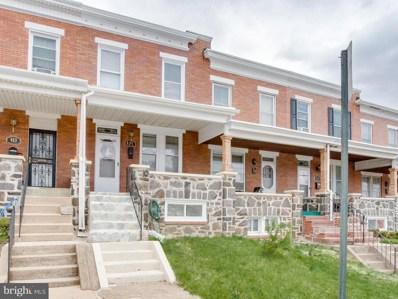825 Ponca Street, Baltimore, MD 21224 - MLS#: 1000409628