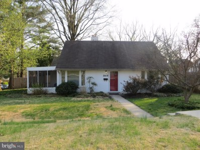 1405 Moffet Road, Silver Spring, MD 20903 - MLS#: 1000409684