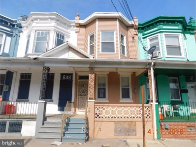 835 N 4TH Street, Camden, NJ 08102 - MLS#: 1000410192