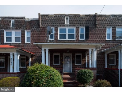 2606 Creston Place, Wilmington, DE 19802 - MLS#: 1000411340