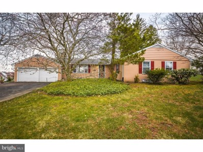 5500 Potters Lane, Pipersville, PA 18947 - MLS#: 1000411362