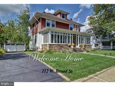 112 W Broad Street, Hopewell, NJ 08525 - MLS#: 1000411586