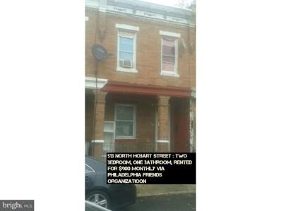 513 N Hobart Street, Philadelphia, PA 19131 - MLS#: 1000412084