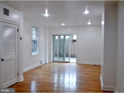 2814 Poplar Street UNIT 1, Philadelphia, PA 19130 - MLS#: 1000412168