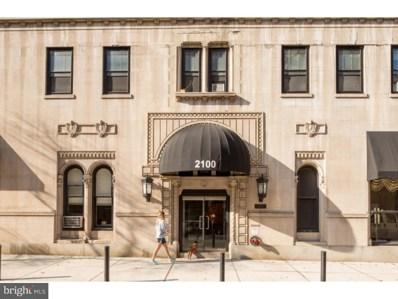 2100 Walnut Street UNIT 3L, Philadelphia, PA 19103 - MLS#: 1000412348