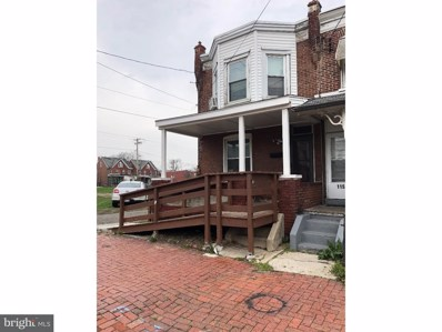 113 Thurlow Street, Chester, PA 19013 - #: 1000412468