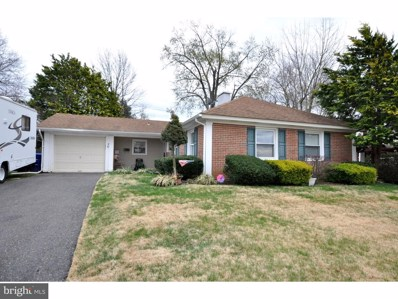 26 Peacock Lane, Willingboro, NJ 08046 - MLS#: 1000412598