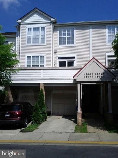 18047 Royal Bonnet Circle, Gaithersburg, MD 20886 - MLS#: 1000412940