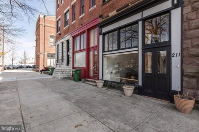 211 Mount Royal Avenue, Baltimore, MD 21202 - MLS#: 1000413430